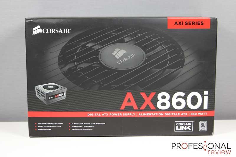 Corsair AX860i Review