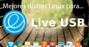 distro-Linux portable USB