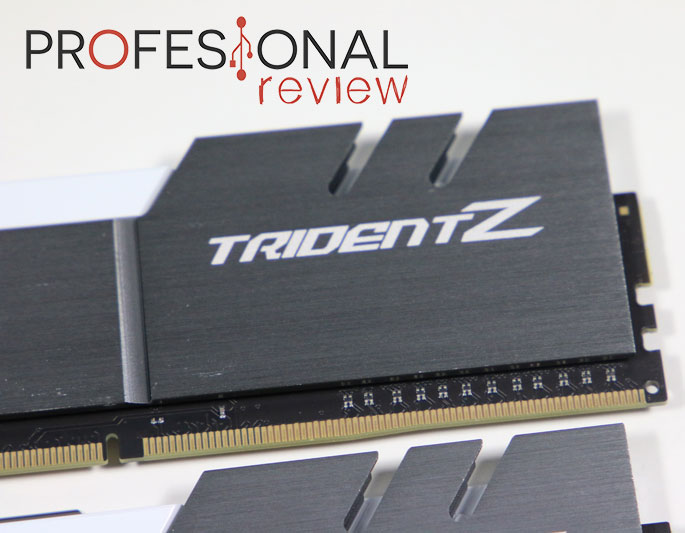 Trident Z DDR4 review