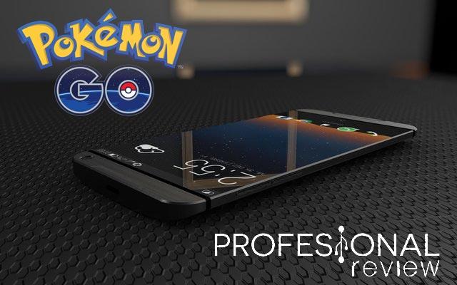 mejores smarthpones Pokemon Go
