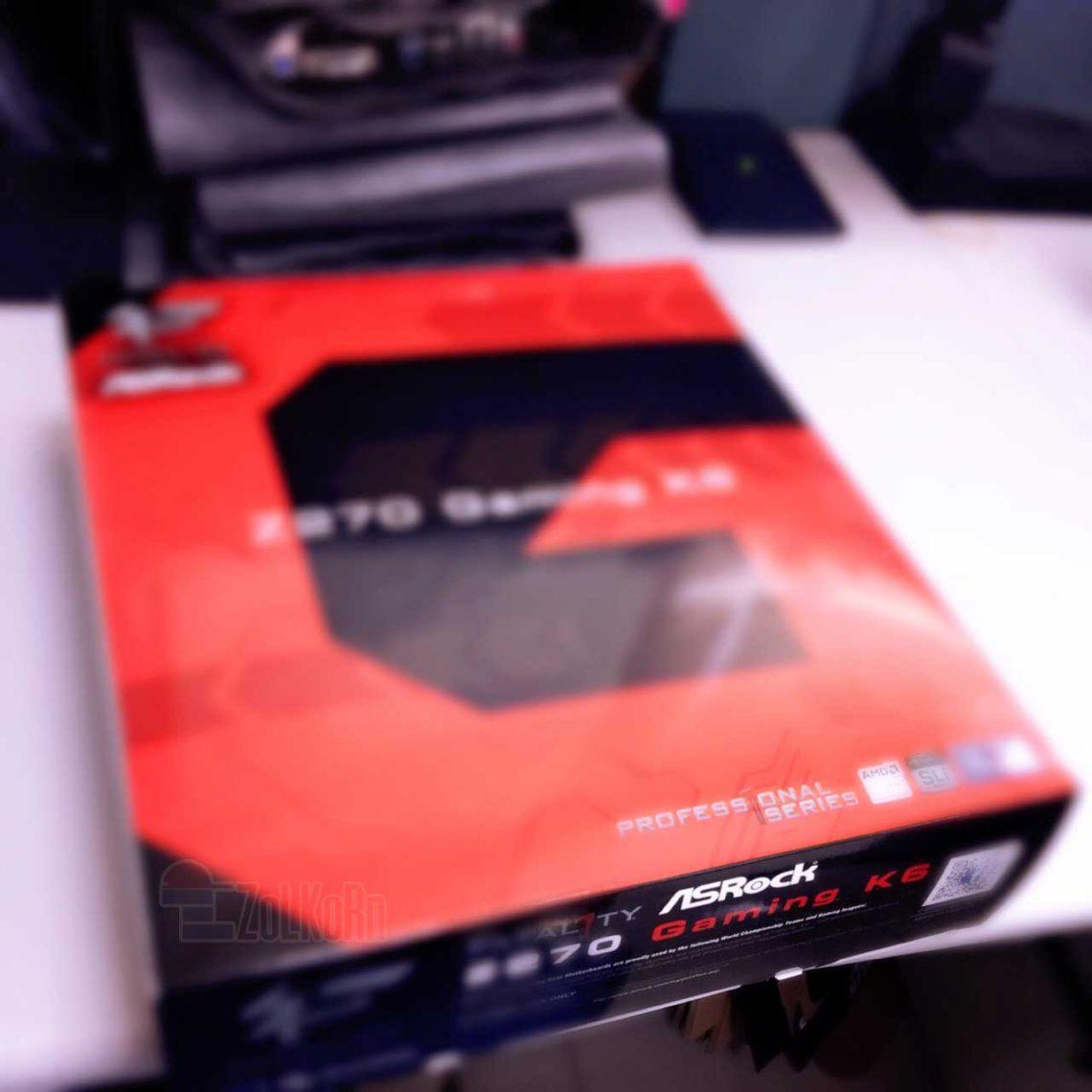 Photo of ASRock muestra sus placa base Z270 para Intel Kaby lake