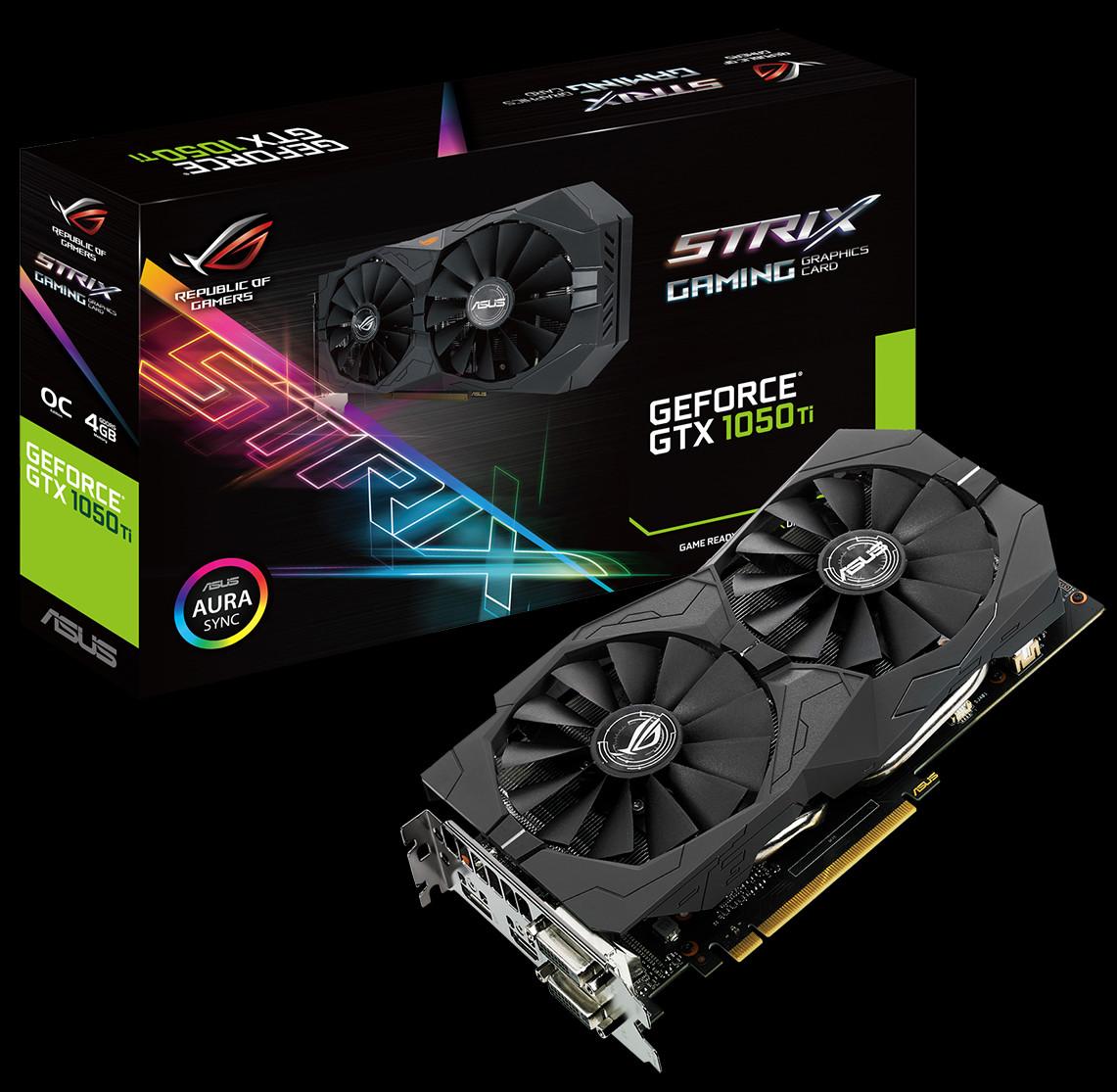 Photo of Asus GeForce GTX 1050 son anunciadas