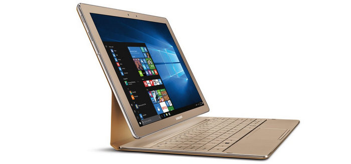 Galaxy TabPro S Gold
