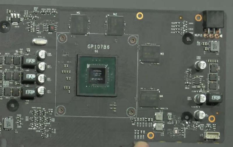 Photo of Filtrado el PCB de la GeForce GTX 1050 Ti