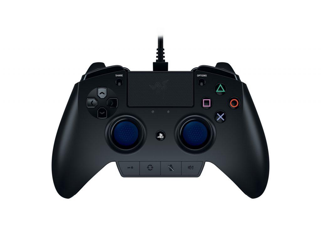 nuevos-controladores-pro-para-la-ps4-Razer Raiju