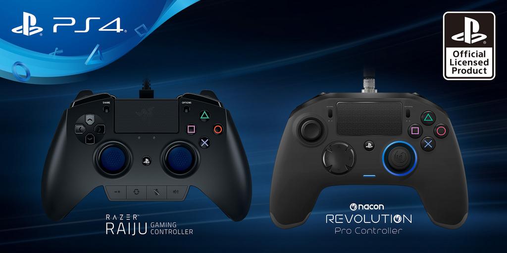 Photo of Sony anuncia dos nuevos controladores Pro para la PS4