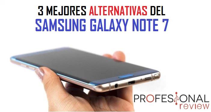 Photo of Las mejores alternativas al Samsung Galaxy Note 7