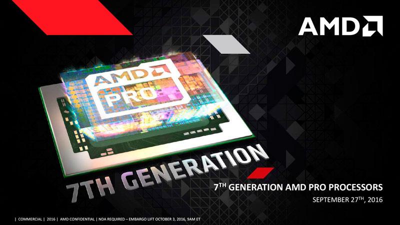 AMD APU PRO