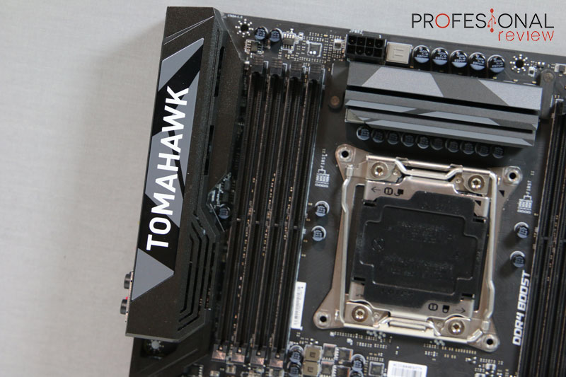 Photo of MSI X99A TOMAHAWK Review (Análisis completo)