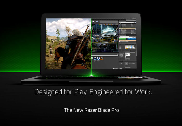 Photo of Razer Blade Pro, Ultrabook 4K con Nvidia GTX 1080