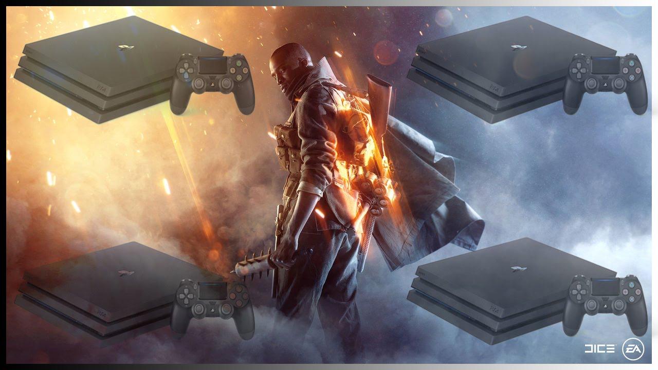 Photo of Battlefield 1 y FIFA 17 a examen en PS4 y PS4 Pro