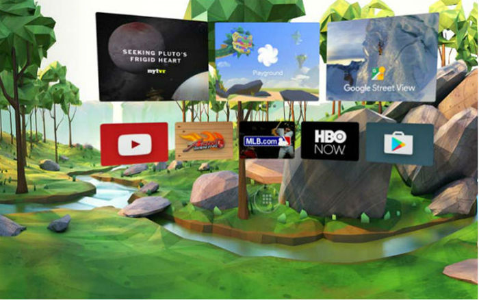 google-webvr realidad virtual