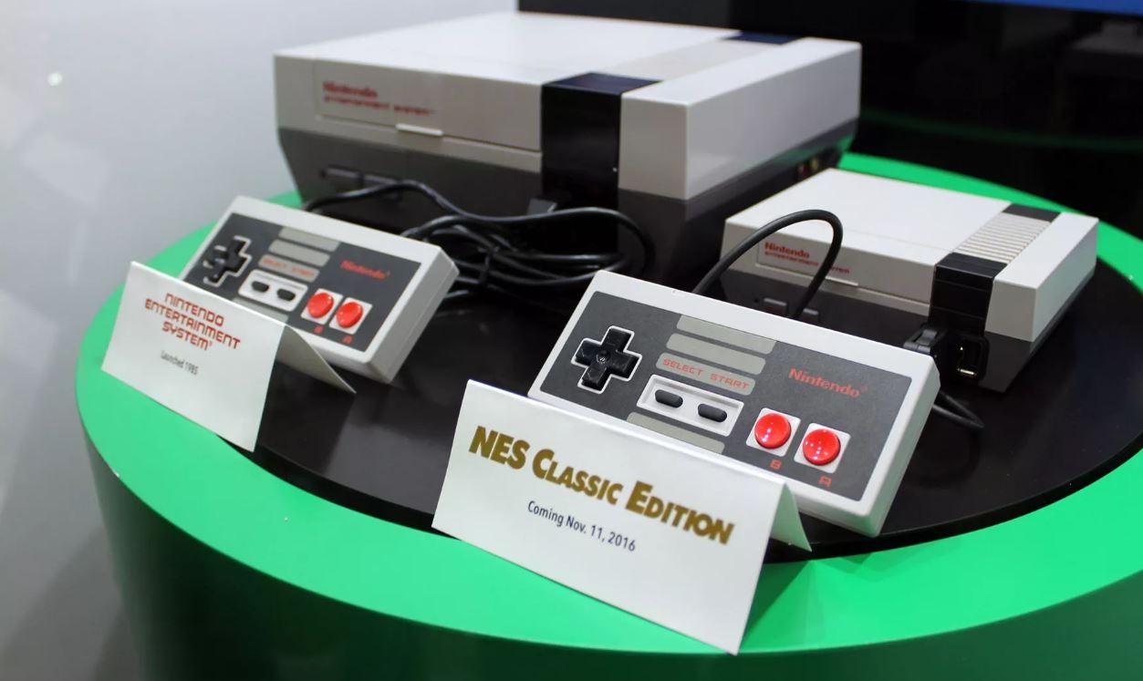 Photo of NES Classic arrasa en ventas en el mes de noviembre