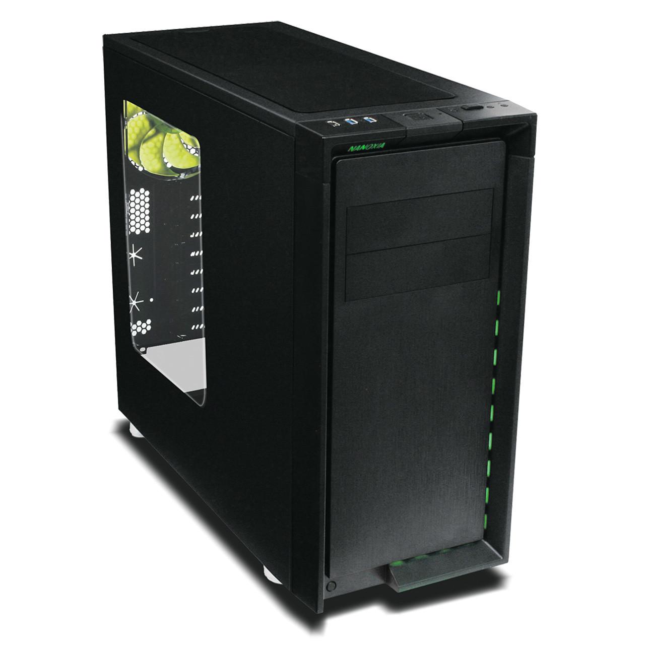 Photo of Nanoxia CoolForce 2 Rev.B, llega la renovación de un excelente chasis
