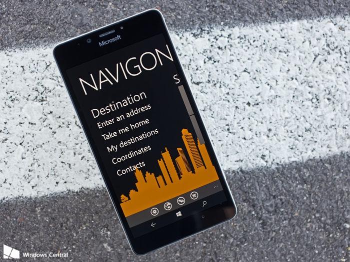 Navegacion por GPS
