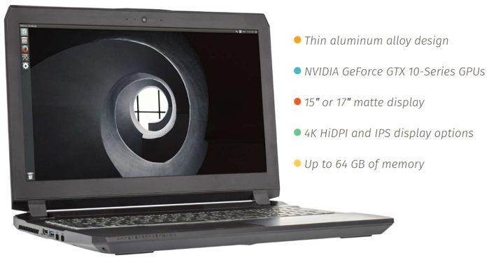 Photo of Oryx Pro: Una portatil con Ubuntu ampliamente configurable