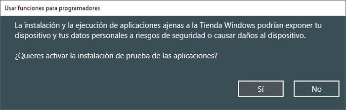 Windows 10 tienda