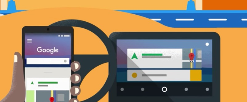 usar Android Auto