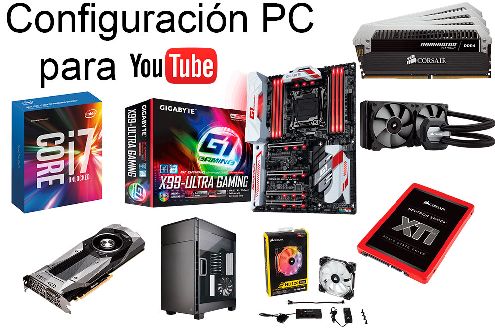 Photo of La mejor configuración de PC para un Youtuber