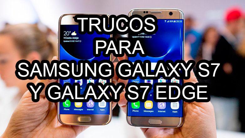 c4f5fba75ef Tanto el Galaxy S7 como el Galaxy S7 Edge están llenos de recursos y  novedades, incluyendo modos de cámara, funciones especiales para pantallas  curvas, ...