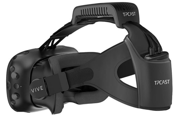 vr realidad virtual inalambrica htc vive