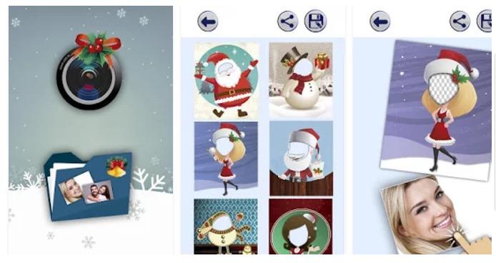 5 aplicaciones para felicitaciones de Navidad
