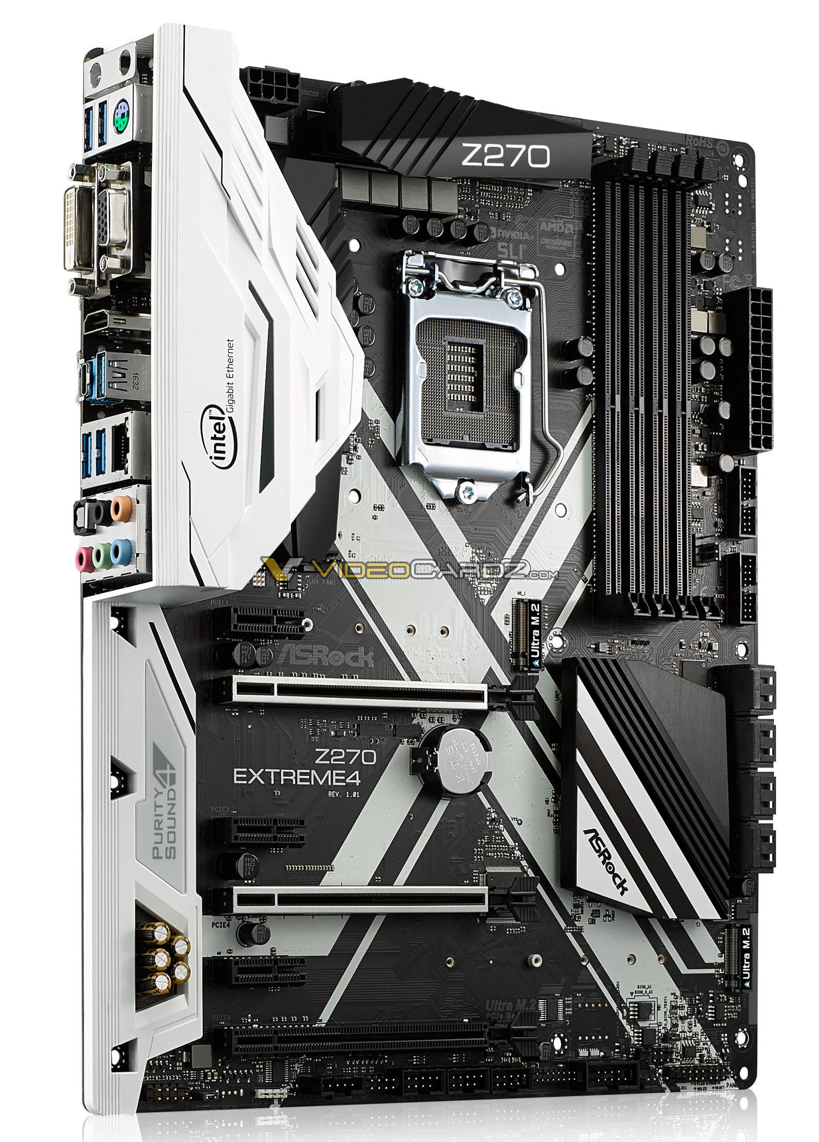 Photo of ASRock Z270 Extreme4 mostrada en imágenes
