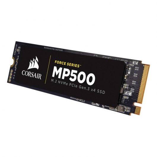Photo of Corsair SSD MP500, nuevo SSD de máximas prestaciones en formato M.2