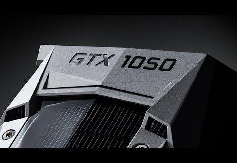 GeForce GTX 1050 para portátiles llegarían en el CES 2017
