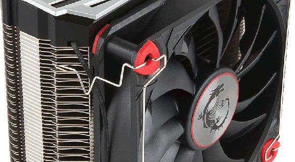MSI anuncia su primer disipador de CPU, el Core Frozr L
