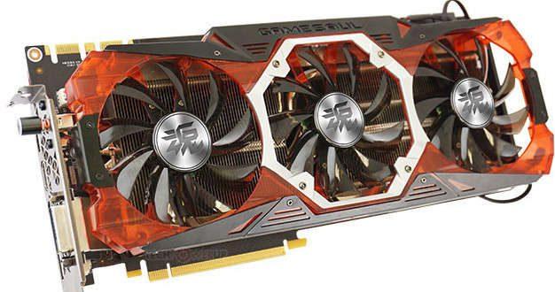 Gainward GeForce GTX 1080 GameSoul anunciada