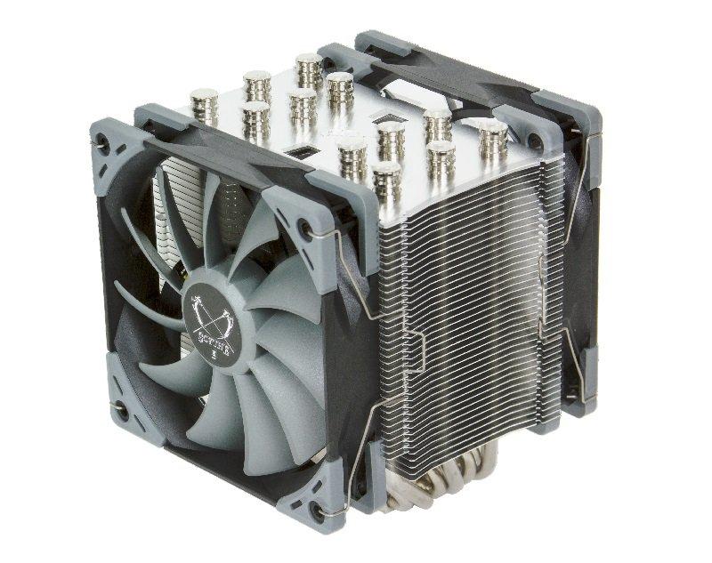 Photo of Scythe Mugen 5, nuevo disipador para tu procesador
