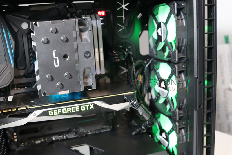 Corsair 460X Crystal review