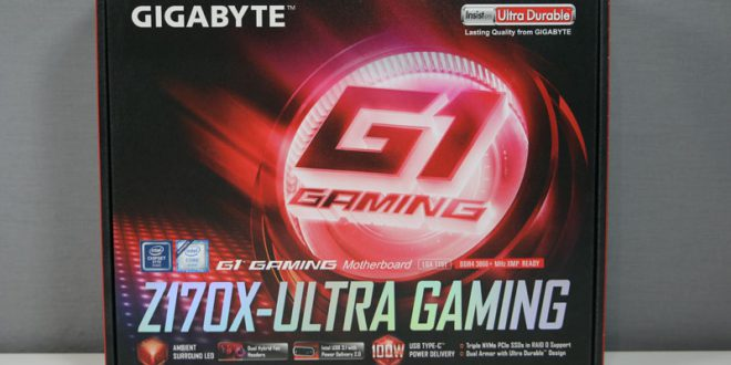 Gigabyte Z170X Ultra Gaming Review (Análisis completo)