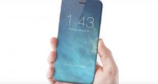 iphone 8 sin marcos prototipo