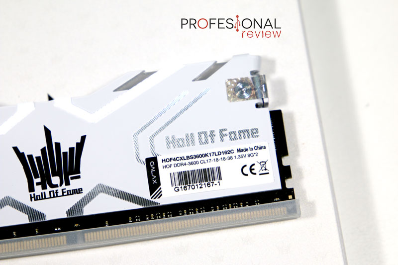 KFA2 HOF DDR4 review