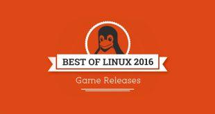Linux Juegos 2016