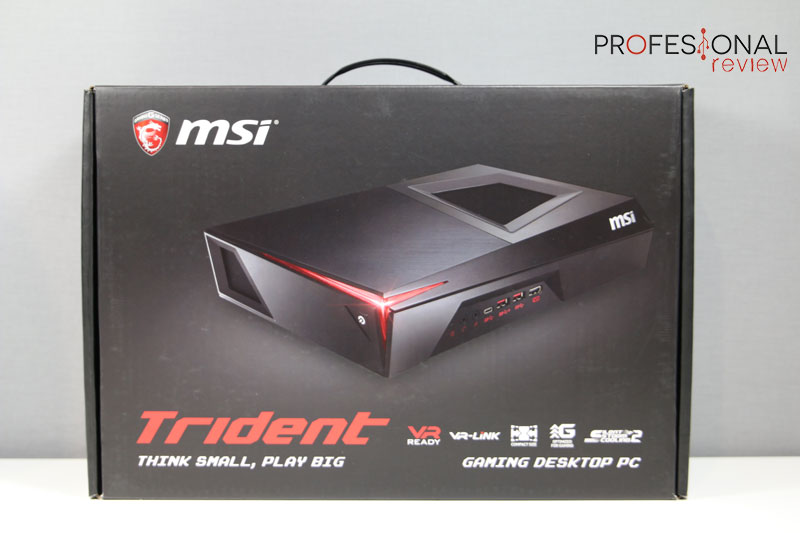 MSI Trident Review