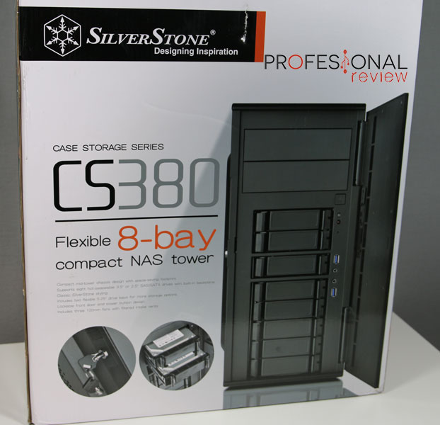 Silverstone CS380 review
