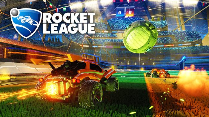 Steam rocket league