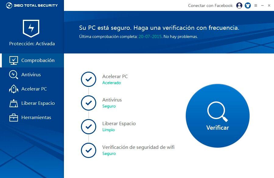 mejor antivirus gratis para windows 10