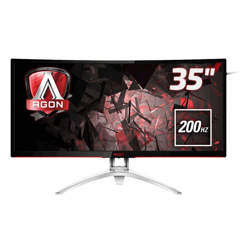 Photo of AOC AG352QCX ya a la venta, monitor curvo de 35″ para gamers