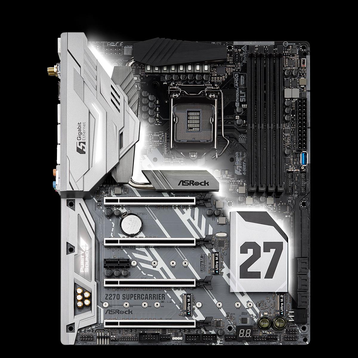 Photo of Nueva placa base ASRock Z270 SuperCarrier