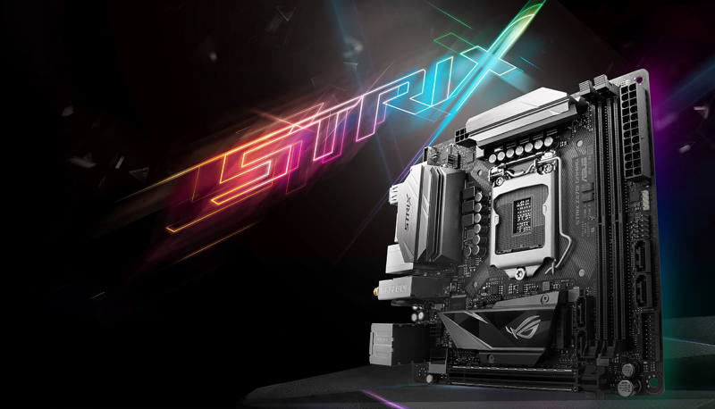 Photo of Asus ROG Strix Z270I Gaming
