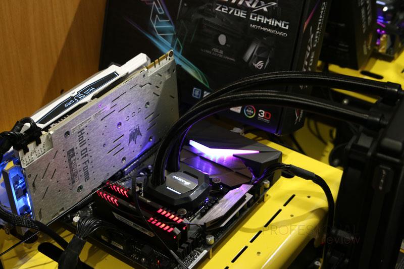 Asus Strix Z270E Gaming test