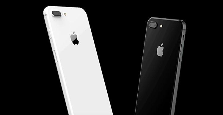 Iphone 8 concepto con cuerpo de cer mica y bordes curvados for Concepto de ceramica