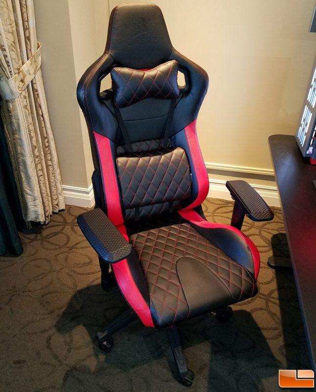 Photo of Corsair T1 Race, la primera silla gaming del fabricante