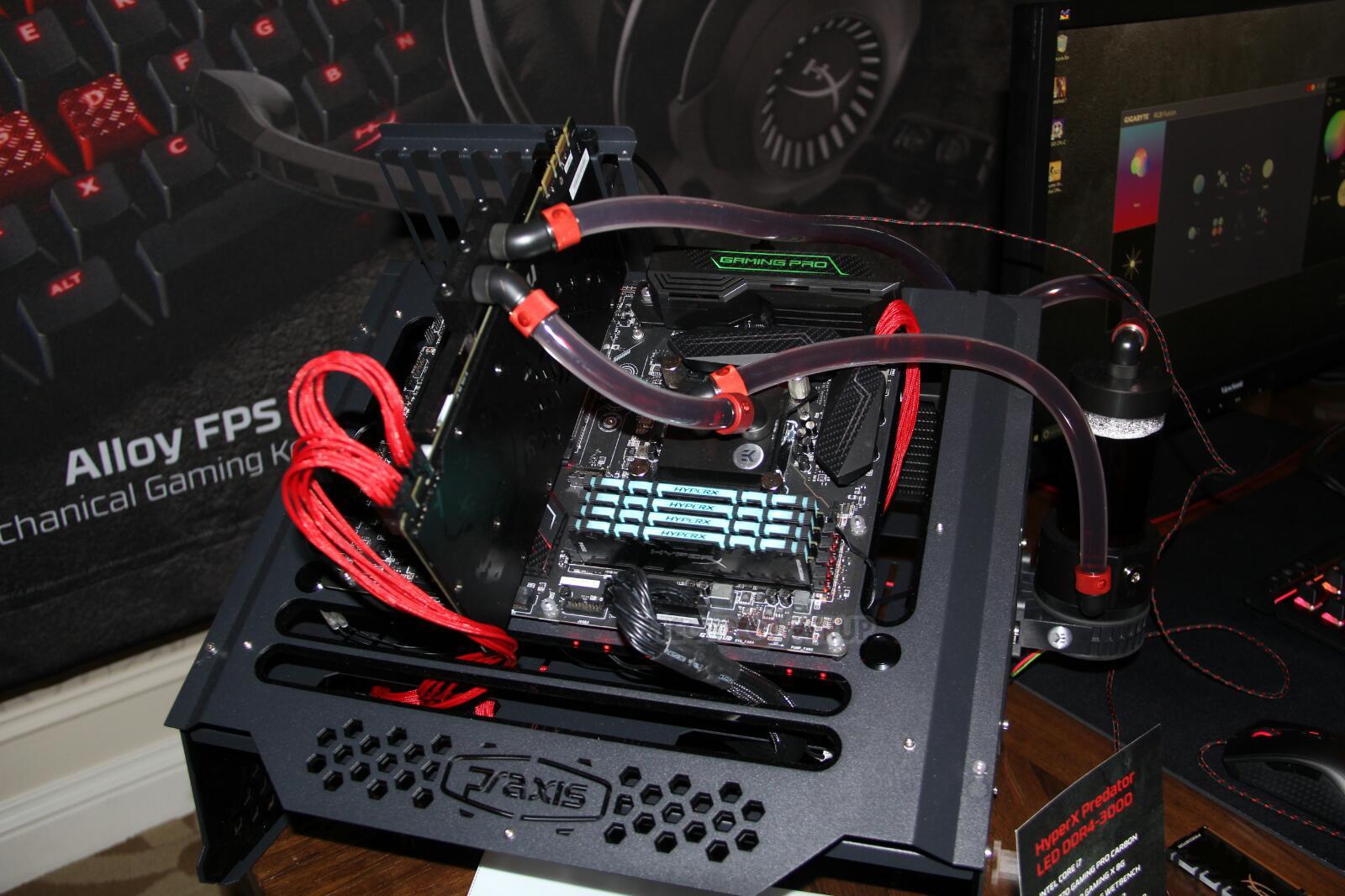 Photo of Kingston muestra sus nuevas memorias HyperX Predator LED DDR4 con iluminación