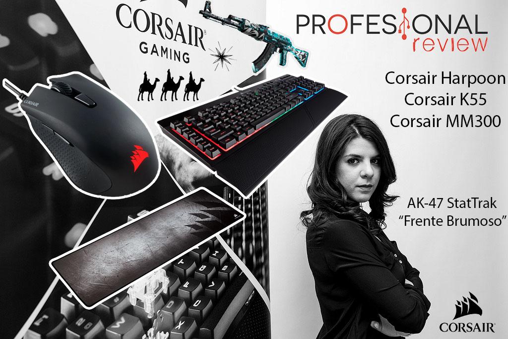Photo of Sorteazo para comenzar el año: Pack Gaming Corsair + Skin CS:GO