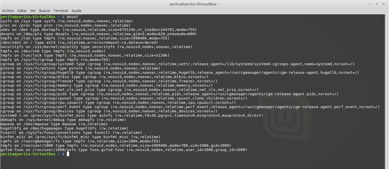Photo of Comandos Linux: conocer y manipular el sistema